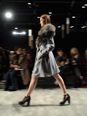 New York Fashion Week Fall 2014