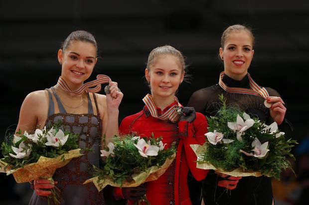 Sochi 2014: Julia Lipnitskaia