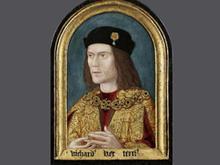 A portrait of King Richard III