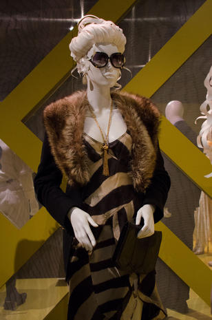 Oscar-nominated costumes on display