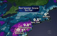 More snow on tap for hard-hit areas