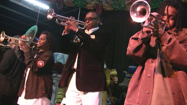 The cultural legacy of New Orleans' brass bands