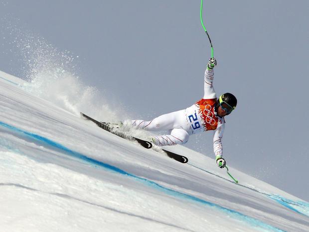Top moments of Sochi 2014