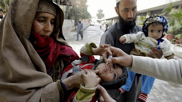 Eradication of Polio in Pakistan Battle to Eradicate Polio