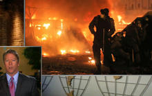 """Ukraine crisis: White House """"appalled"""" by violence"""