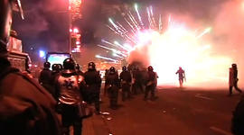 Ukraine violence: Dozens killed, hundreds hurt during clashes
