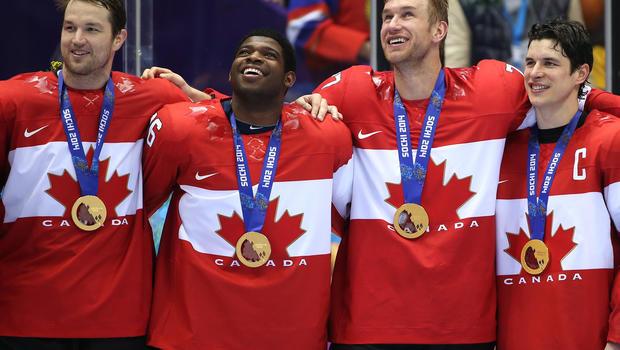 Winter Olympics 2014: Canada destroys Sweden 3-0 for men's ...