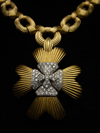 The bold jewelry of David Webb
