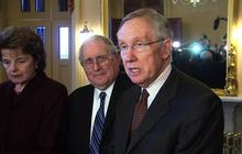 "Harry Reid: ""Appropriate"" for U.S. to send aid to Ukraine"