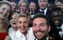 Ellen's Oscar selfie crashes Twitter, breaks record