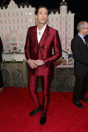 """Grand Budapest Hotel"" premiere"
