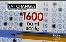 College Board to return SAT test to 1600 point scale