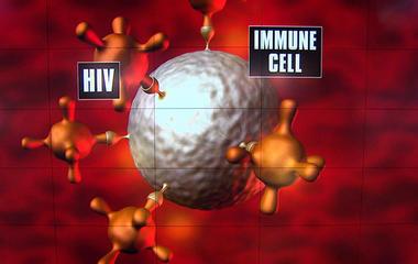 HIV progress: Manipulating genes to reject virus