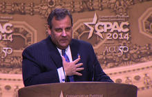 """Christie: """"They're the party of intolerance, not us"""""""