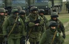 Russian navy sinks ship, blocking Ukrainian warships