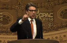 Rick Perry thrills CPAC crowd