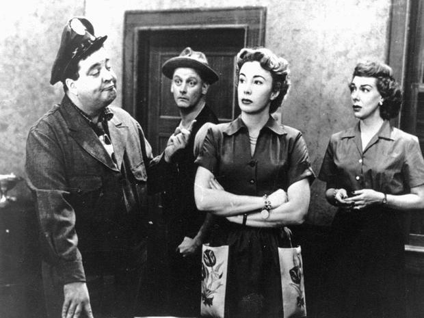 """""""The Honeymooners"""": A TV classic"""