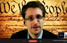 "Snowden at SXSW: U.S. gov't has ""no idea"" what documents I've leaked"