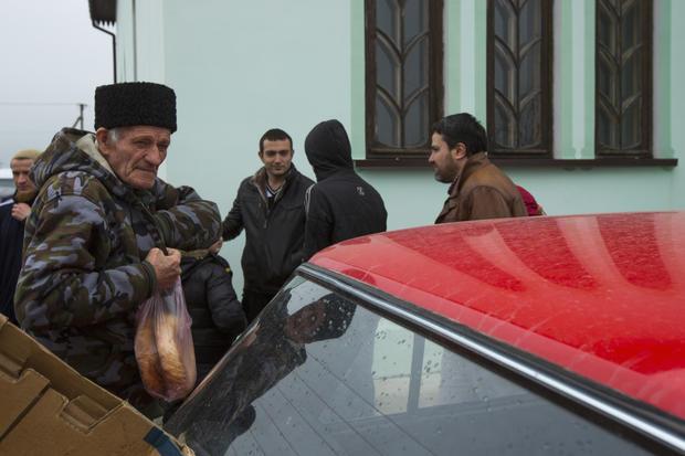 Crimea's Tatars