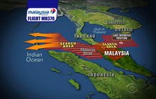 Malaysia Airlines plane may have flown hours longer
