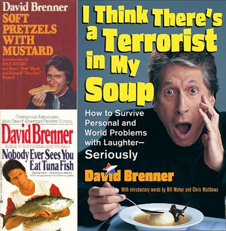 David Brenner 1936-2014
