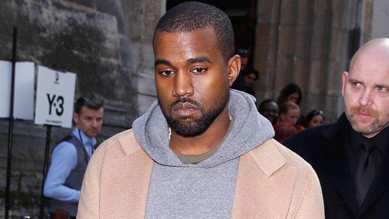 Kanye west annoyed face