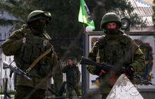 Ukrainian soldiers on edge in Crimea after armed attack