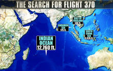 """Kaku: Locating Malaysia Airlines Flight 370 like """"finding a needle in 10,000 haystacks"""""""