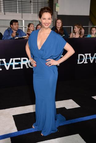 """Divergent"" premieres in Los Angeles"