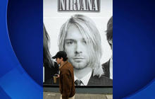 Kurt Cobain suicide images released