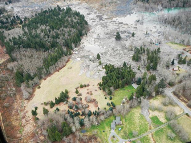 Many still missing after massive mudslide