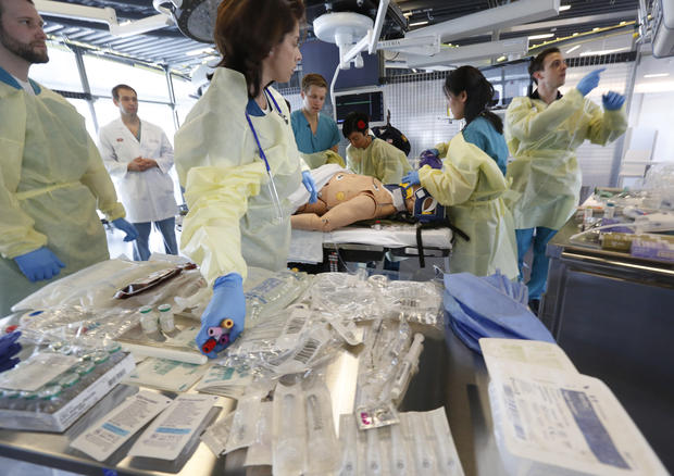 Operating room of the future