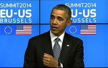 "Obama: No ""immediate plans"" to bring Ukraine, Georgia into NATO"