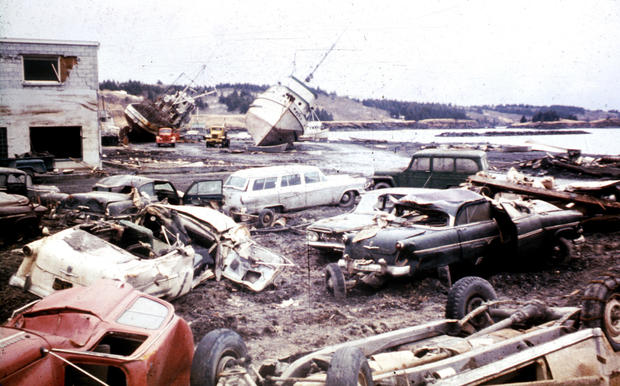 The Great Alaska Earthquake