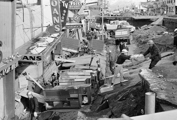 The Great Alaska Earthquake