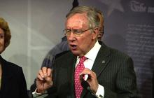 Harry Reid: Obamacare adjusted because some struggle with the Internet