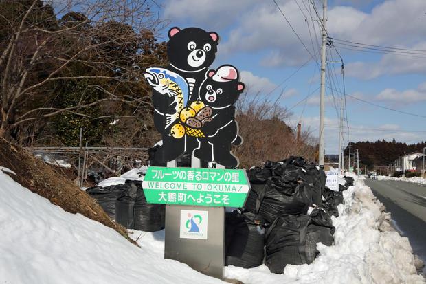 In Fukushima's wake: A radioactive wasteland
