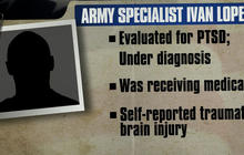 Suspected Fort Hood shooter sought help for depression