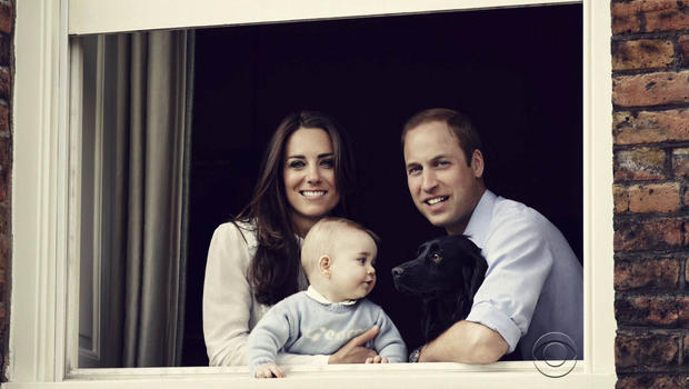 Three-year-old Prince George's cutest moments