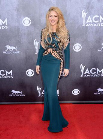 ACM Awards 2014: Red carpet