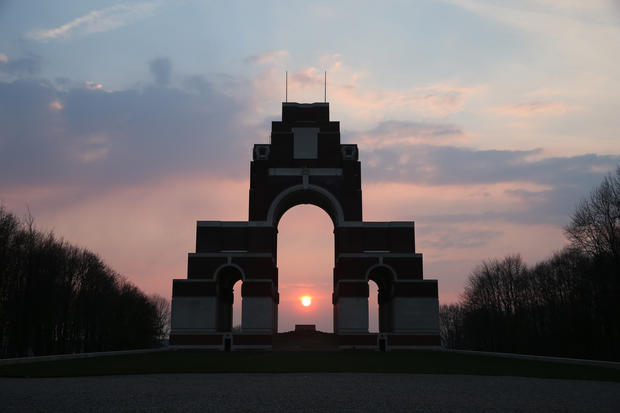 100 years since the first world war