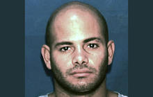 Robert Corchado is seen in this undated picture provided by the Florida Department of Corrections.