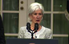 "Kathleen Sebelius: Health care reform ""the cause of my life"""