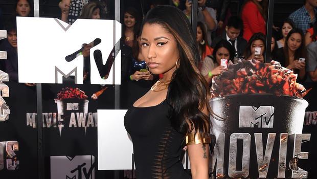 MTV Movie Awards 2014 red carpet