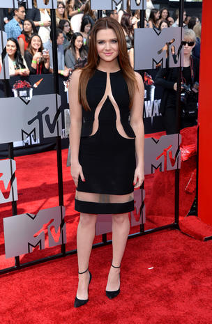 MTV Movie Awards 2014 red carpet