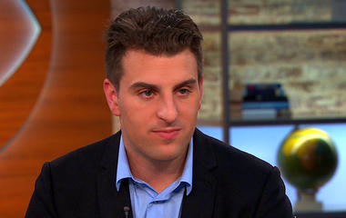 Airbnb CEO on how travel is changing