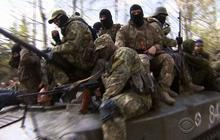 Ukraine vows to re-establish control in east
