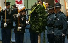 Boston honors dead, wounded on bombing anniversary