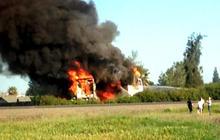 911 calls describe horrific scene of Calif. bus crash