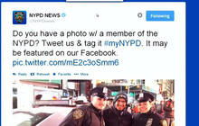 NYPD twitter initiative backfires on department
